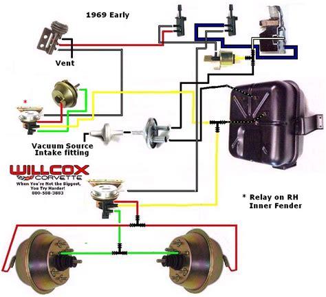 1982 corvette wiring diagram 1982 corvette fan belt wiring