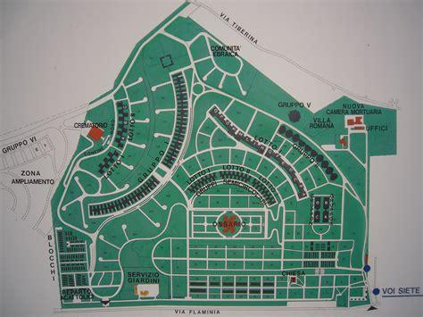 cimitero prima porta mappa file primaporta pianta 1040397 jpg