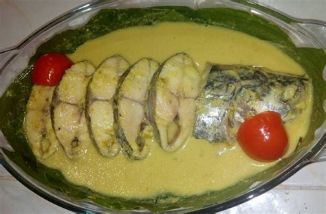 Minyak Ikan Masak resepi masak lemak cili api ikan tenggiri resepi bonda