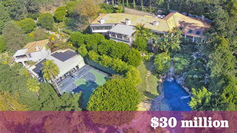 wahlberg s former 90210 address and boxing ring