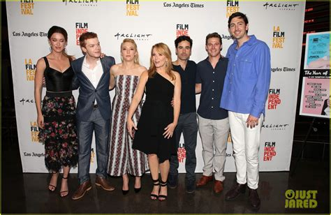 Year Of The Premiere by Lea Thompson Madelyn Deutch Premiere Their