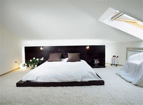 Small Bedroom Big Bed The Modern Minimalist Style In The Bedroom2014 Interior