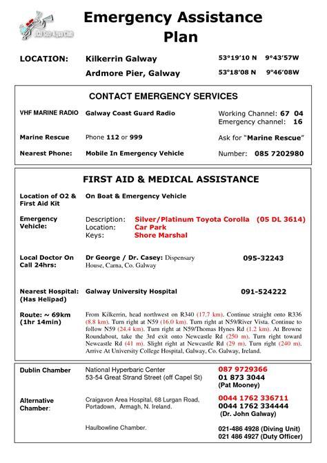 padi emergency plan template padi emergency plan template mentalidadhumana info