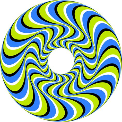 imagenes visuales cineticas psychedelic optical illusion collection