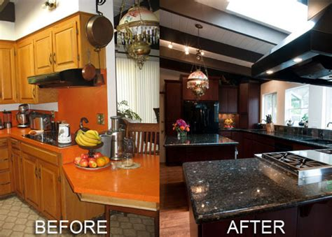 70s kitchen renovation victoriarenovations ca