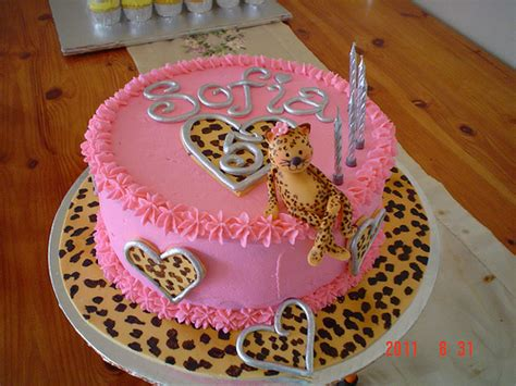 masam manis leopard cake cheetah cake pink leopard cake flickr photo sharing