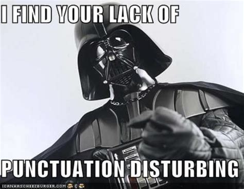 Find Your Meme - image 64998 i find your lack of faith disturbing