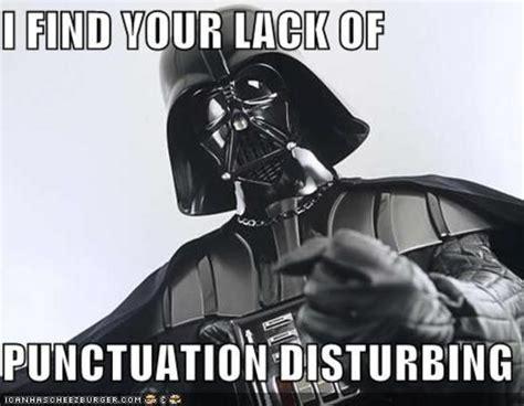 Disturbing Memes - image 64998 i find your lack of faith disturbing