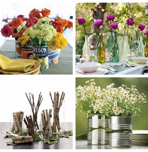 Handmade Centerpiece Ideas - diy wedding centerpiece ideas hairstyles