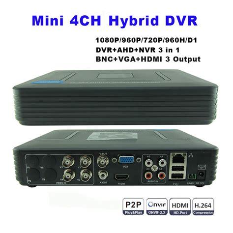 Dvr 8 Channel Real 1080p Jovision d1 h 264 hdmi security system cctv dvr 4 channel mini