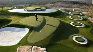 backyard golf practice is this sport s ultimate space age garden cnn