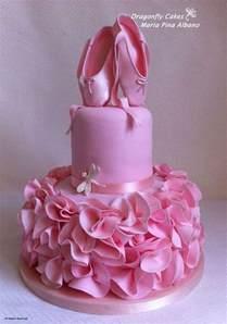 ballerina kuchen ballet birthday cakes