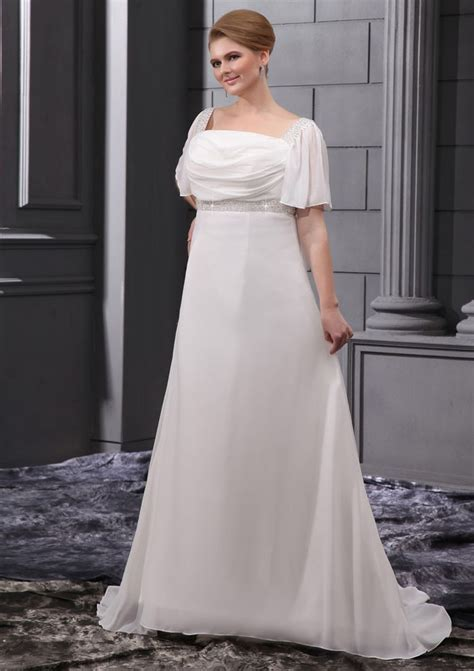 Best Wedding Dress Styles for Plus Size Brides!!! ? Plus