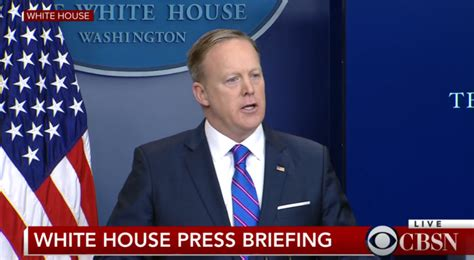 sean spicer no camera report sean spicer no longer expected to give daily on