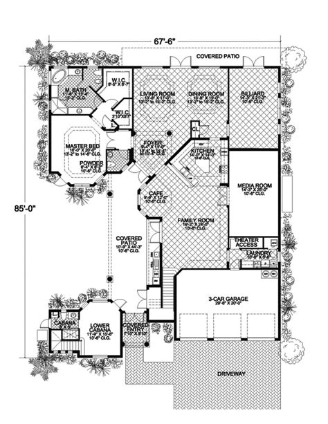 tropical home floor plans tropical caribbean homes floor plans tropical island and