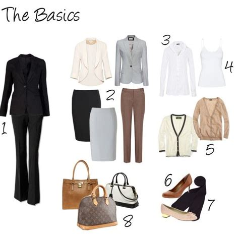 Basic Office Wardrobe by Top 230 Ideas About Work Wardrobe On