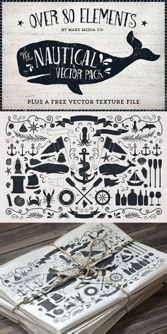 Wedding Fonts Pack Free by Nautical Logos Templates Set Vector Object And Icons For