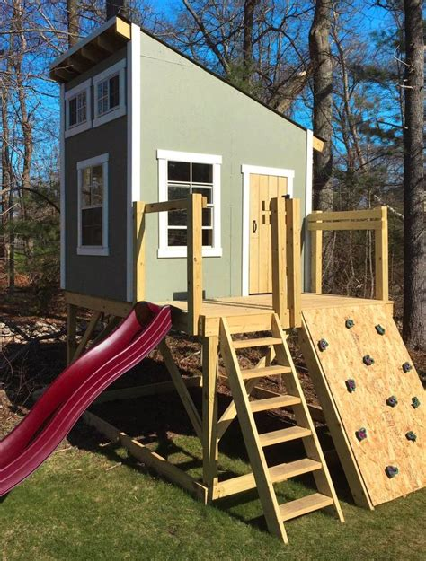backyard clubhouse for kids the 25 best kids clubhouse ideas on pinterest forts for