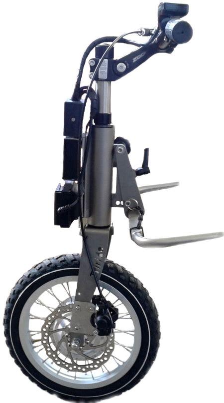 sedie a rotelle motorizzate triride il propulsore di spinta che trasforma la