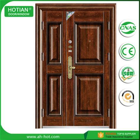 soundproof exterior door exterior metal insulated door fireproof exterior door high