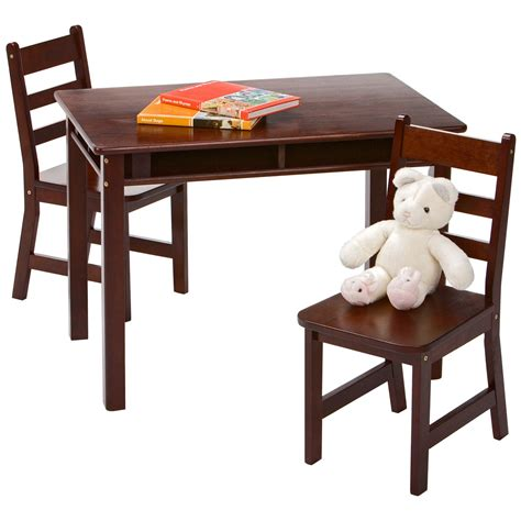 table and chair set for 8 year lipper childrens rectangular table and chair set