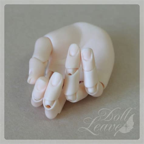 ball jointed doll jointed hands jointed doll leaves bjd dolls accessories