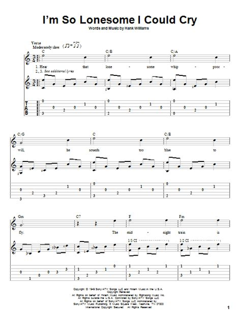 hank williams iii i m a lyrics i m so lonesome i could cry by hank williams guitar guitar instructor