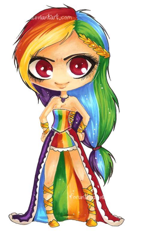 My Pony Gelpen mlp fim rainbow dash by daemla on deviantart