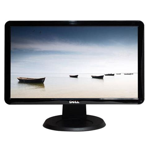 Monitor Lcd Dell 18 5 dell in1910n 18 5 inch widescreen lcd monitor refurbished free shipping today overstock