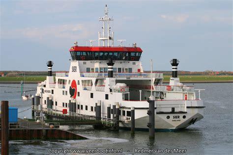 boot ameland texel holwerd 171 veerbootinfo nl