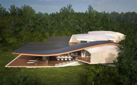 futuristic home futuristic house architecture house birkensee adorable home