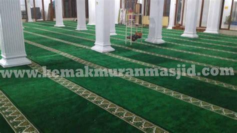 Karpet Masjid Tangerang karpet masjid al husna pusat kebutuhan masjid