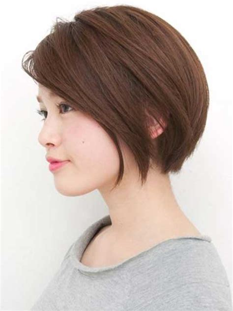 Asian Style Short Hairstyles for Every Women   Short