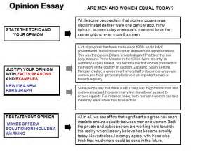 Opinion Essay Titles by Writing 2 186 Bachillerato Ppt
