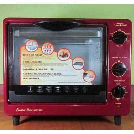 Maspion Oven Toaster harga maspion mot 500 oven toaster kapasitas 10 liter