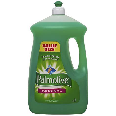 Shop palmolive 90 oz original dish soap at lowes com