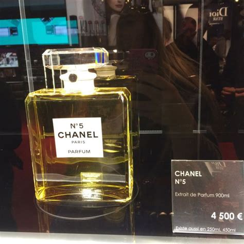 Parfum Chanel 5 Ml chanel to launch 900ml parfum version of no 5 for holidays basenotes net