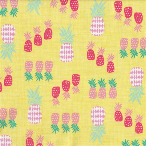 Quilt Fabric Finder by Pineapples On Yellow Fruit Quilt Fabric Find A Fabric