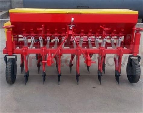 Zero Till Planter by Zero Tillage Planter 13 Rows Farm Tractor Implements In