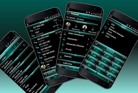 theme dusk apk download theme x rocketdial dusk green 2 0 apk for android