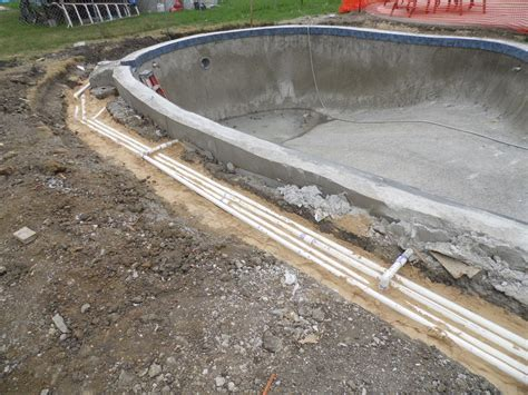 Plumbing For Swimming Pool by Swimming Pool Plumbing And Electrical Danna Pools Inc