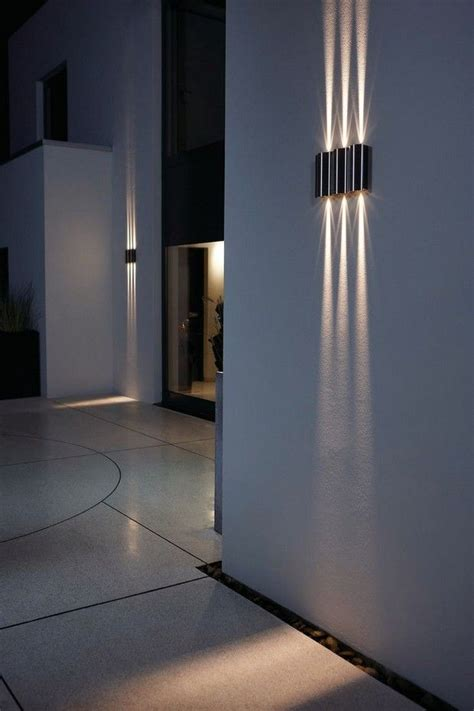 Contemporary Outdoor Wall Lighting 25 Best Ideas About Modern Wall Lights On