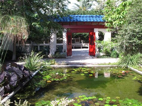 China Gardens Delray Fl by Society Of The Four Arts Gardens Palm