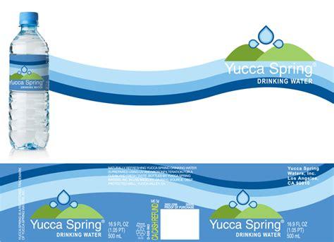design water label design by kristy nam at coroflot com