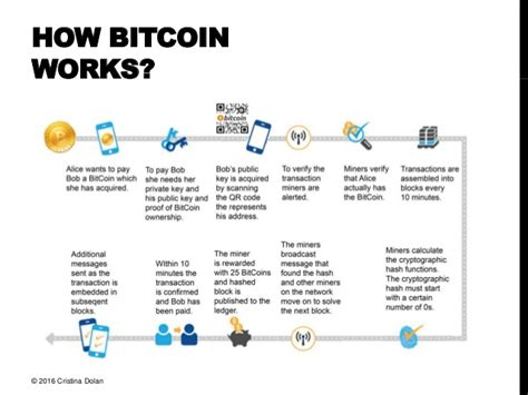 bitcoin how it works bitcoin and the global economy by cristina dolan presented
