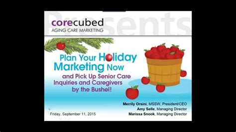 home care marketing plan plan your holiday home care marketing now corecubed