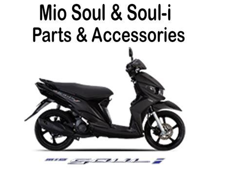 Sparepart Yamaha Mio Soul yamaha mio nouvo mx parts accs hotparts anythinghotshop