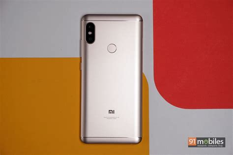 Xiaomi Redmi Note 5 Pro xiaomi redmi note 5 pro review the complete package
