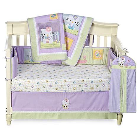 hello kitty crib bedding lambs ivy 174 hello kitty friends 5 piece crib bedding