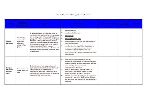 student retention plan template student retention plan template image collections